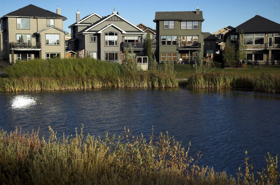 New homes in Calgary
