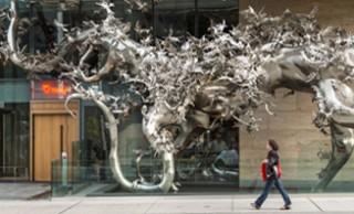 Public art installations that make condos even cooler!