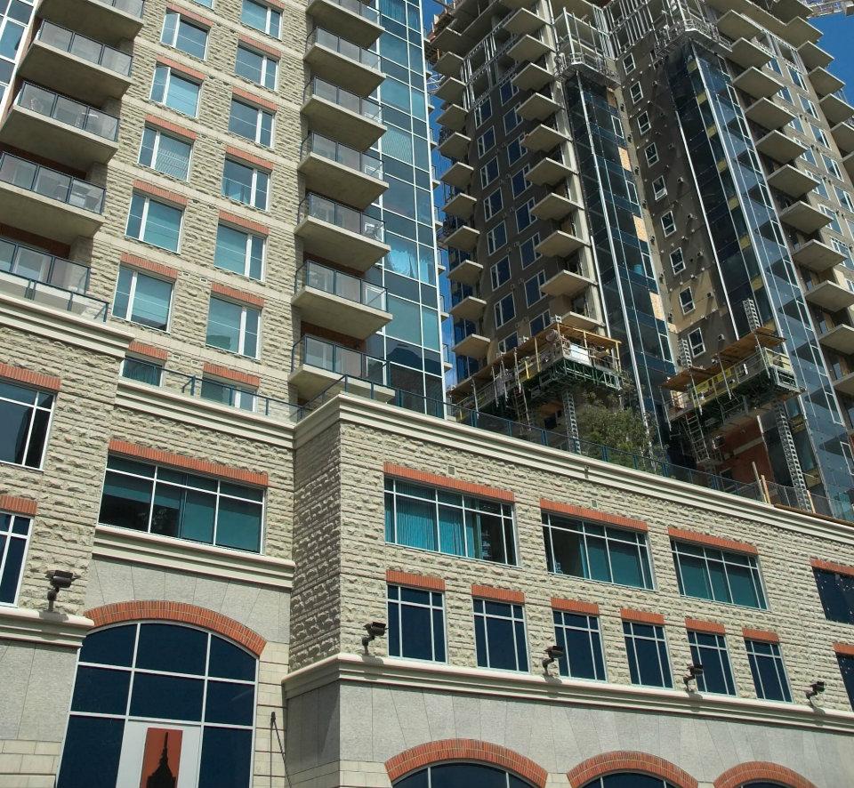 Calgary luxury condo