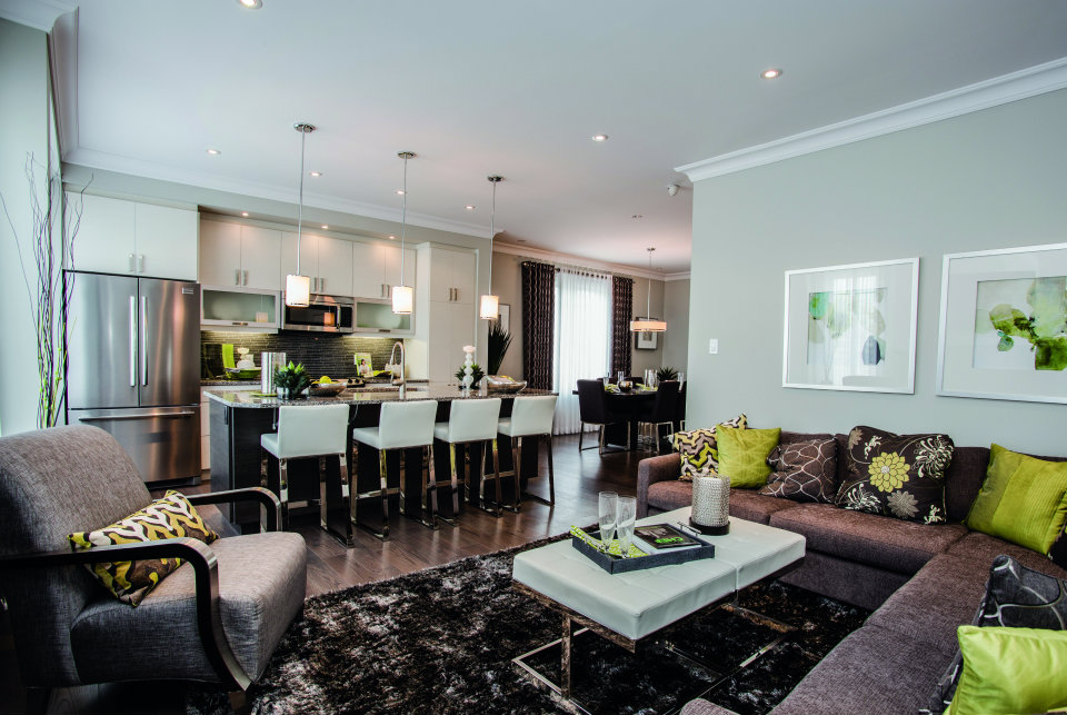 Mattamy homes milton home review for Milton home builders