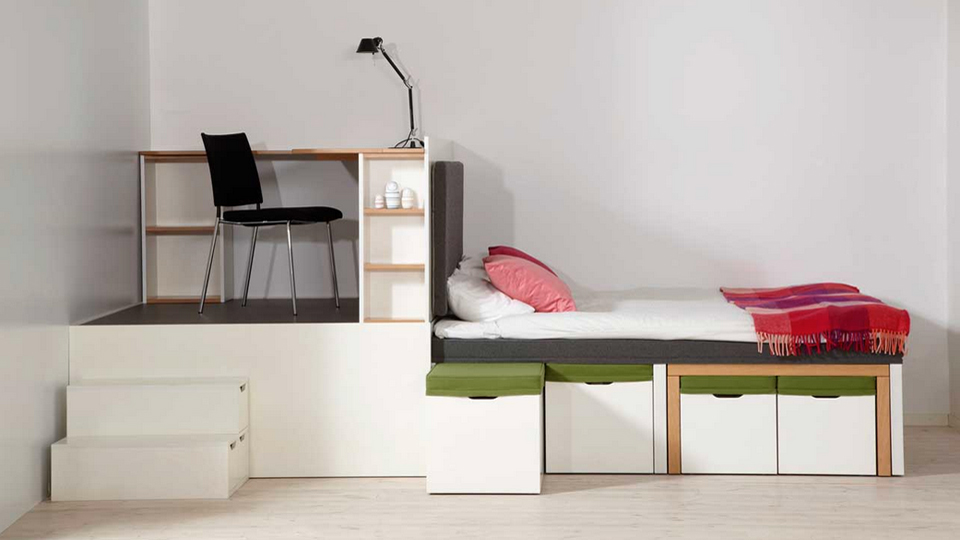 Top 10: Multifunction Furniture For The Condo Dweller