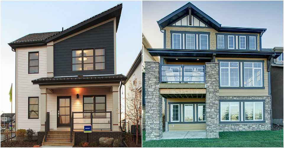 Edmonton home builders keeping up with exploding demand for Production home builders