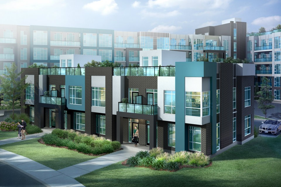 AquaBlu, a luxury condo in Grimsby by Homes by DeSantis, is scheduled to launch in May