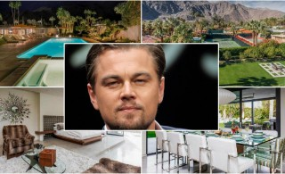 Leonardo DiCaprio's NYC and Palm Springs rentals