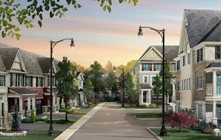 Oakville townhomes a hot buy