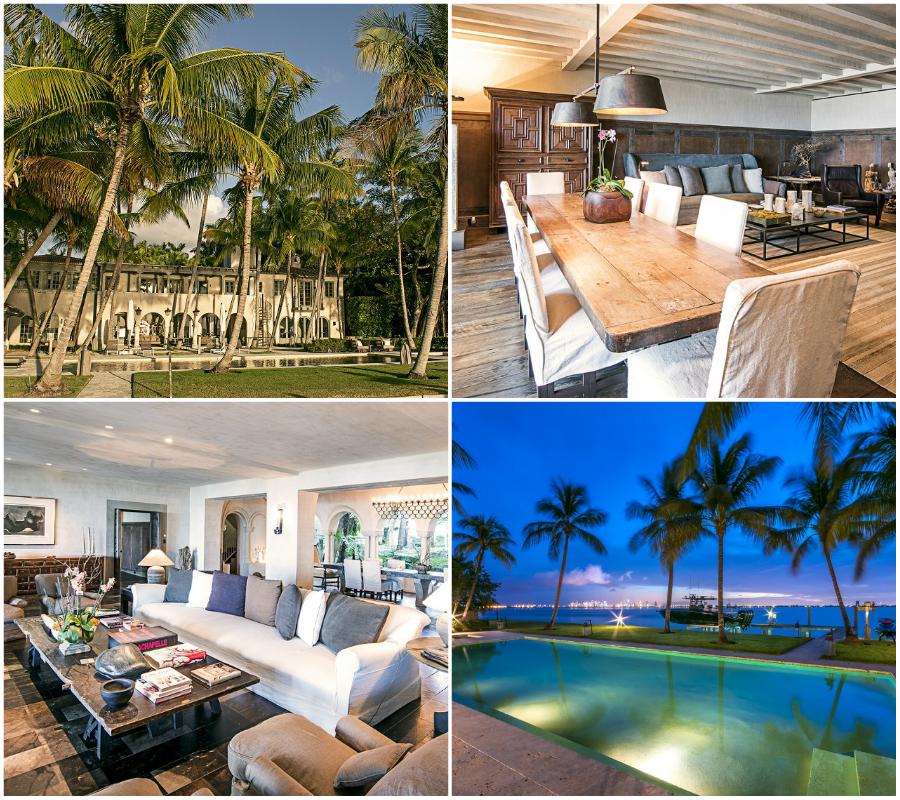 Houses For Sale Miami Beach: Celebrity Homes Tour Miami. Free Dwyane Wades Million