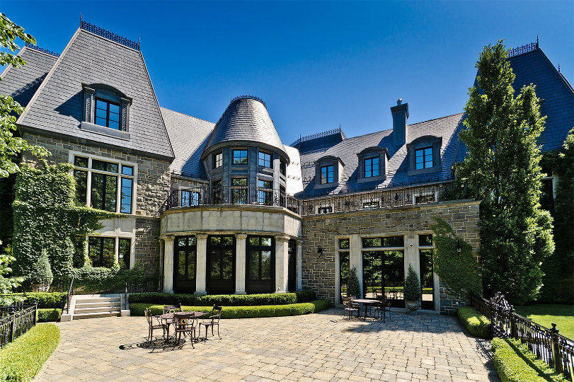 Neoclassical Home Ottawa For Sale