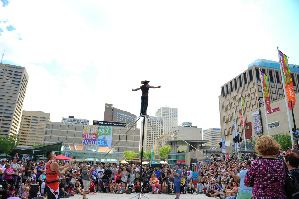 Edmonton Festivals