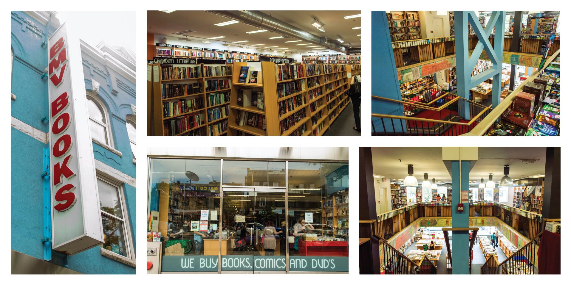 used bookstores toronto gay