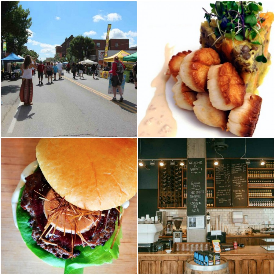 best foodie neighbourhoods Calgary