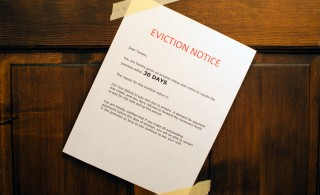 Eviction during rental renovations