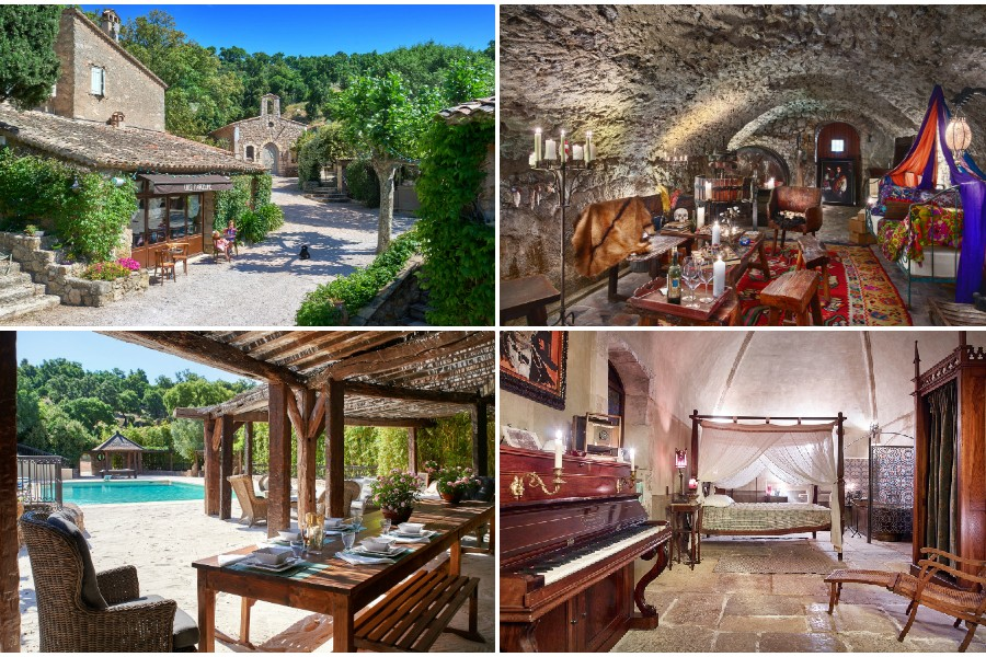 Celebrity homes for sale depp pink and perry yp nexthome - Johnny depp france house ...