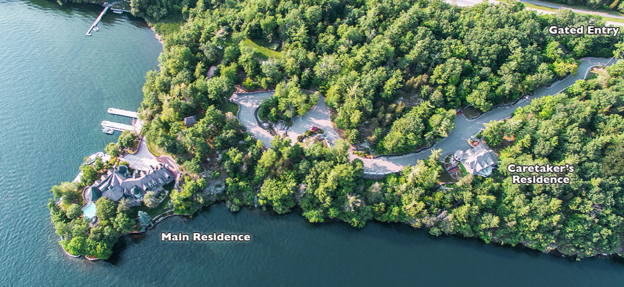 Eagle Point is located within the Thousand Islands Parkway community, one of the most prestigious areas in within the Thousand Islands