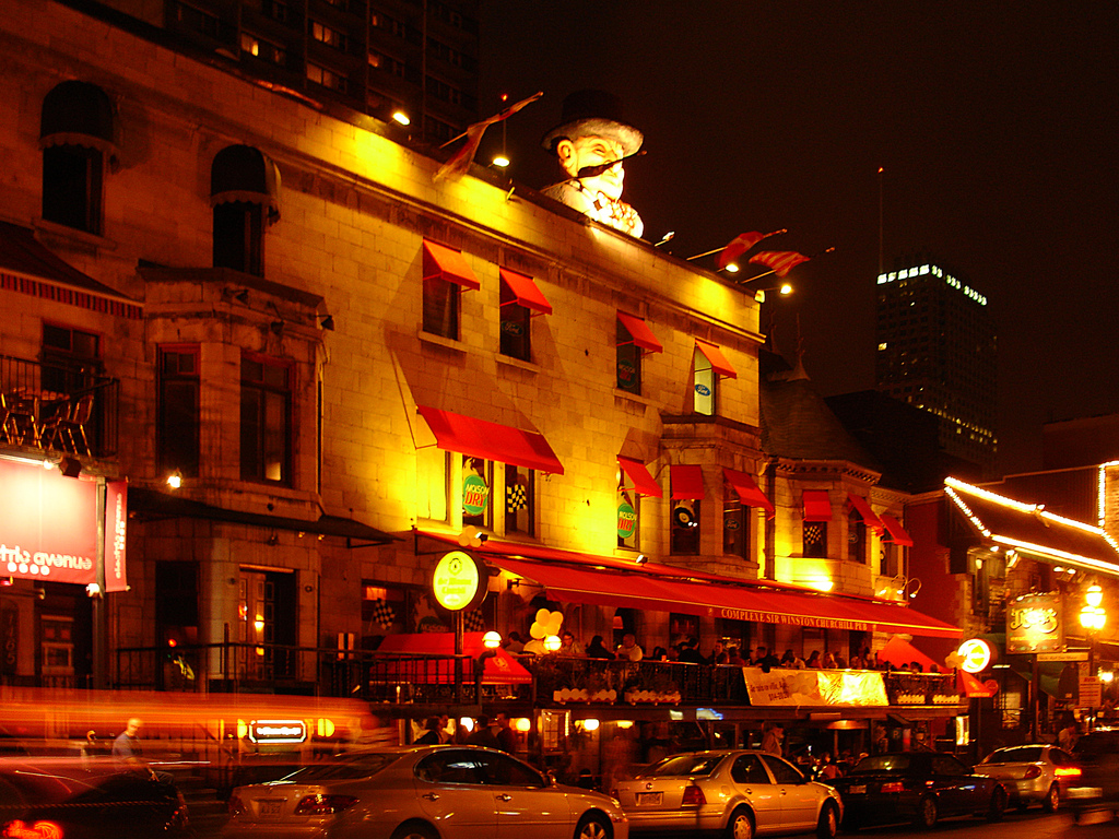Top 7 Neighbourhoods With Nightlife In Montreal Yp Nexthome
