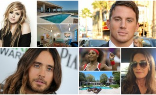 Top celebrity homes: Jared Leto, Channing Tatum & more