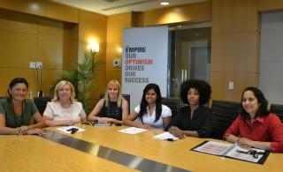 Empire Communities wins Canadian HR award