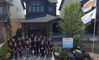 Guelph: Reid's Heritage Homes unveils Net Zero Home