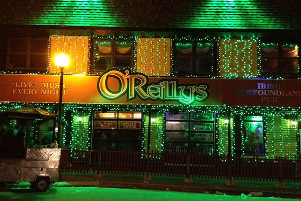 O'Reilly's Pub, St. John's