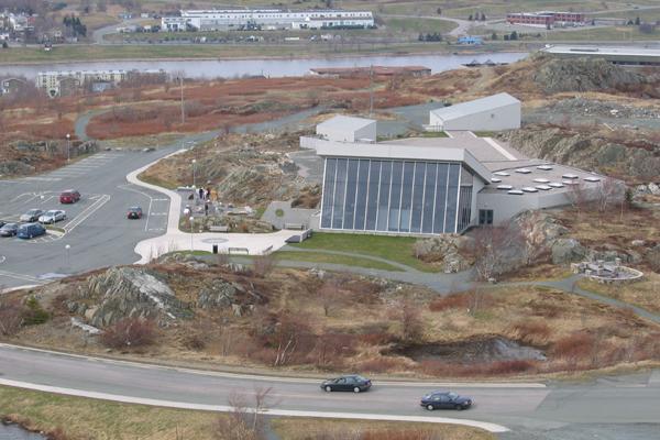 Johnson Geo Centre, St. John's