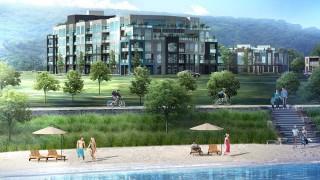 Grimsby Area: AquaBlu lakeshore condos