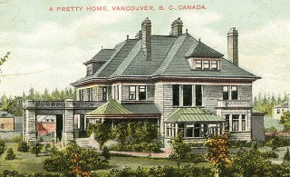 Gabriola House: a mansion for renters