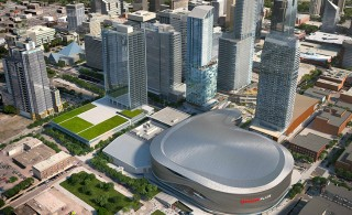 How new arenas boost real estate values