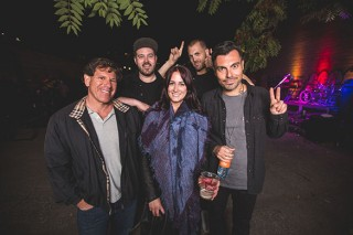 East end resident gets to party with Young Empires