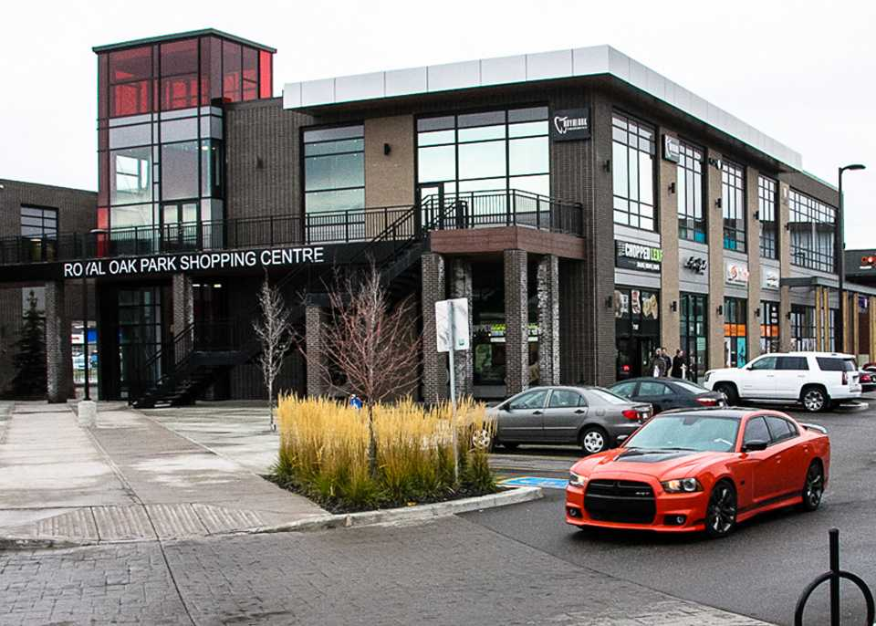 Royal oak shopping mall