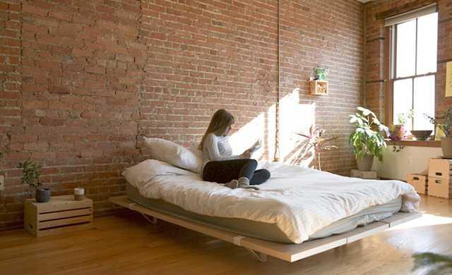 The Floyd Platform Bed - Kickstarter of the week