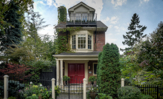 Gord Downie of Tragically Hip sells Toronto home