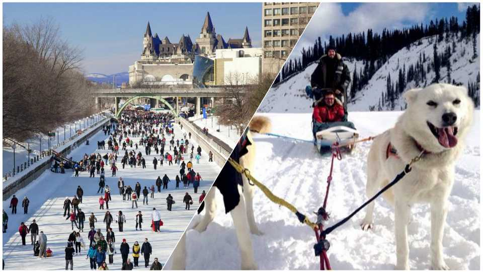 The top winter getaways in canada yp nexthome for Best winter vacations in canada