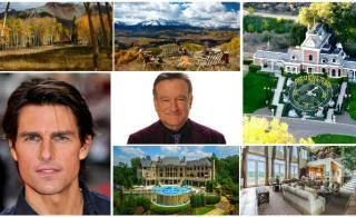 Most expensive celebrity home listings of 2015