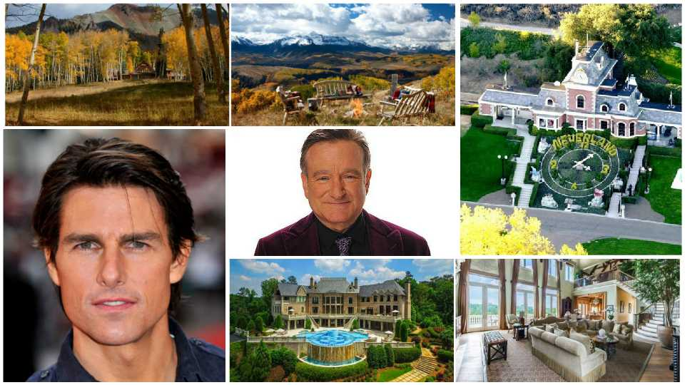 Most Expensive Celebrity Home Listings Of 2015 Yp Nexthome