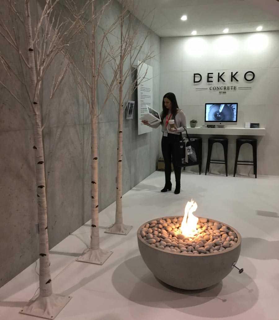 Dekko-concrete