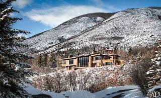Go inside 7 spectacular mountain homes