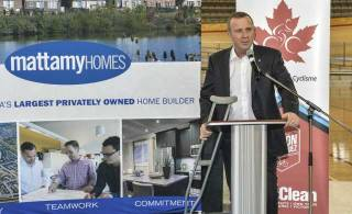Mattamy Homes becomes major partner with Cycling Canada