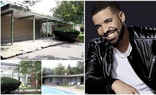 Drake building dream home in the Bridal Path