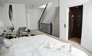 Going up: Elevator upgrades in townhomes