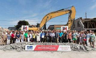 Pace on Main breaks ground in Stouffville