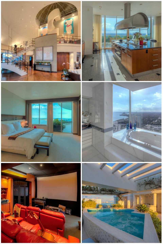 Pharell-Miami Penthouse