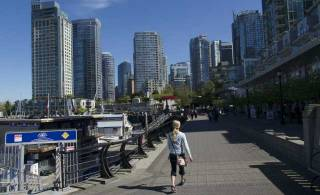 Toronto, Vancouver continue to skew Canadian home sales