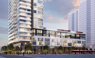 Toronto area: The Wyatt Condominium by Daniels Corp.