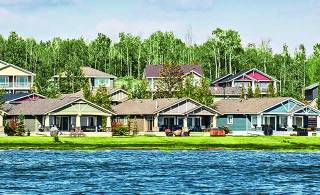 Edmonton area: The Estates at Waters Edge