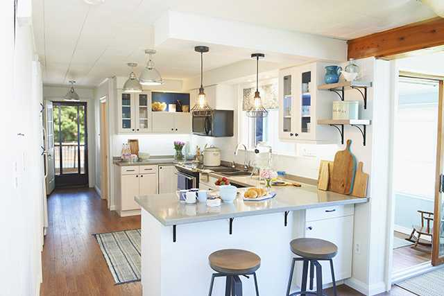 lisa canning kitchen reno 8