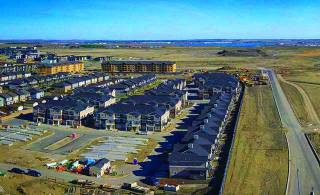 Calgary Area: Cornerstone by Walton Development