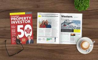Debut issue of Canadian Property Investor now available