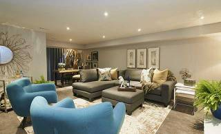 A basement transformation to remember