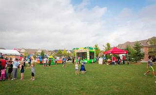 Community event draws crowd to Cardinal Point