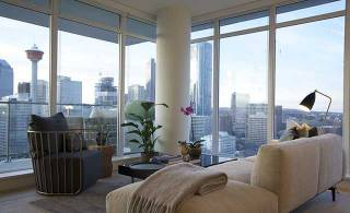 Calgary's tallest residential condos almost complete
