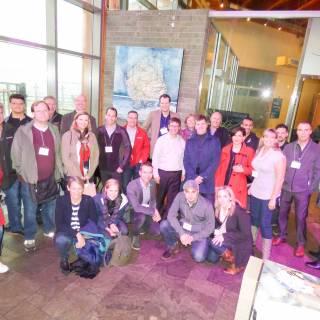 OHBA-tour-delegates
